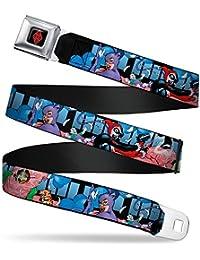 Bd DC Comics Liga de la Justicia Cinturón Cinturón De – Harley Quinn, Acción Poison