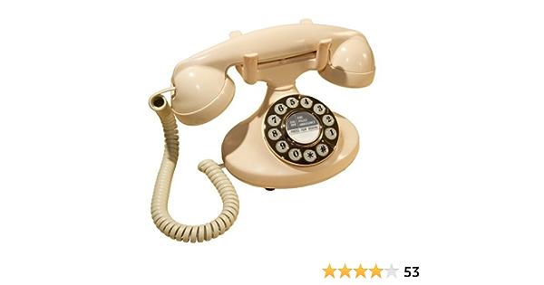 Gpo Pearl Klassisches Drucktastentelefon Im 20er Jahre Design