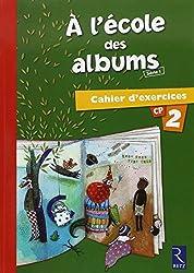 Méthode de lecture : A l'école des albums CP - Série 1 by Sylvie Girard (2007-04-30)