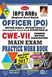 IBPS RRBS Officer (PO) CWE VII Main Exam Practice Work Book - 2299