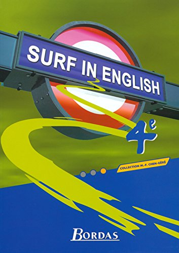 SURF IN ENGLISH 4E 2002