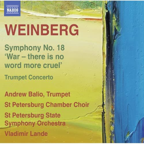 Weinberg: Symphony No. 18 - Trumpet Concerto