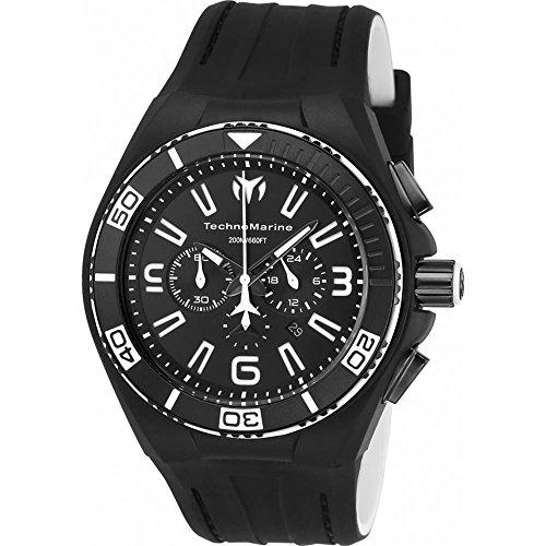 technomarine-cruise-homme-46mm-bracelet-boitier-silicone-blanc-quartz-cadran-noir-montre-tm-115023