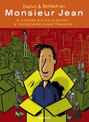 Monsieur Jean - L'Intégrale - tome 1 - Intégrale Mr Jean T3