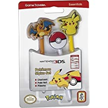 Nintendo New 3DS - Pokemon Stylus-Set (3 Stck)