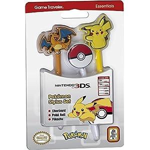 Nintendo New 3DS – Pokemon Stylus-Set (3 Stck)