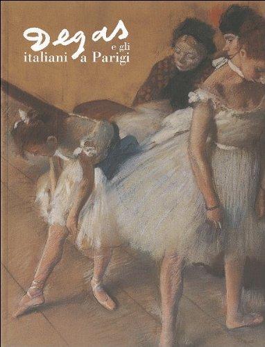 Degas e gli italiani a Parigi