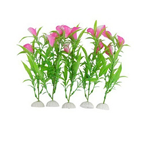sikete-artificial-plants-aquarium-decoration-plastic-calla-lily-ornaments-for-fish-tank