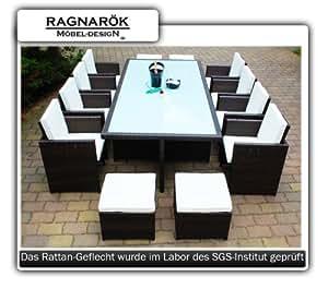 polyrattan essgruppe deutsche marke eignene produktion 8 jahre garantie tisch. Black Bedroom Furniture Sets. Home Design Ideas