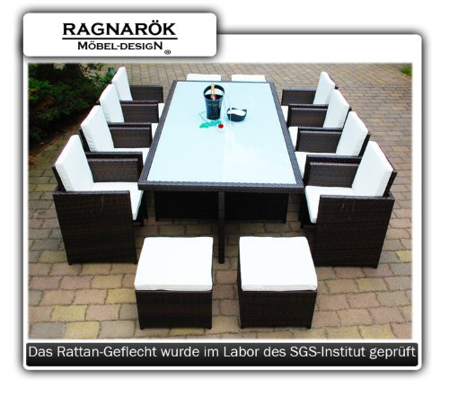 polyrattan essgruppe deutsche marke eignene produktion. Black Bedroom Furniture Sets. Home Design Ideas