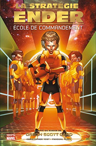 LA STRATEGIE ENDER T02: Ecole de commandement