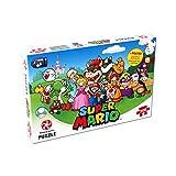 Super Mario Puzzle - 500 Stukjes - Legpuzzel - Voor alle leeftijden