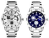 Adamo Analogue Multi-Colour Dial Watch C...