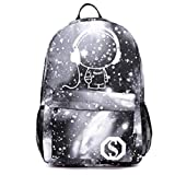GbaoY New Star Luminous Backpack Double Shoulder School - Best Reviews Guide