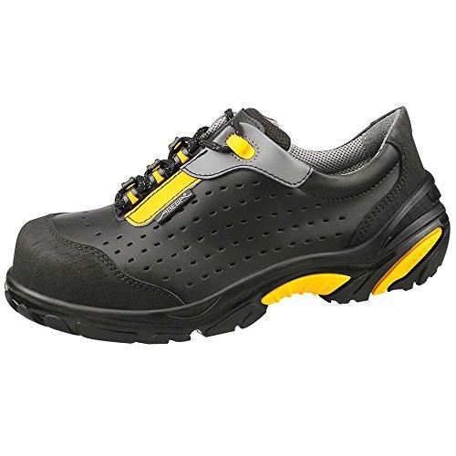 Abeba 4721-47 Crawler Chaussures de sécurité bas Taille 47 Noir
