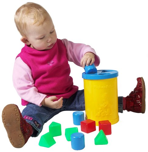Fisher Pri 71024 Baby's First Blocks