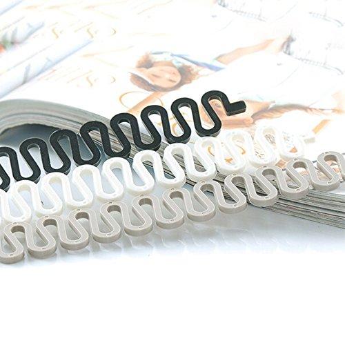 (Evtech(tm) Frisur Maker Braid Werkzeug DIY Fishbone Twist Braid Hairdisk Tress Klipp-Haar-Styling-Tool-Black)