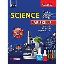 Viva Science Lab Skills Class 10 - Physics, Chemistry and Biology