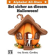 Alphabet All-Stars: Sei sicher an diesem Halloween!
