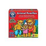 Orchard Toys Animal Families Game Stocking Filler