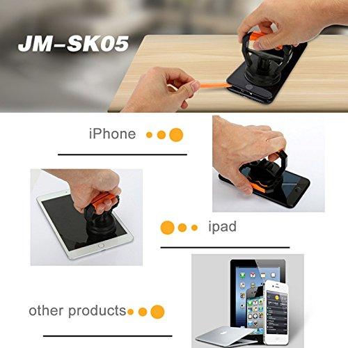 3 x Reparatur Handy Werkzeug LCD Saugnapf Öffner Smartphone Tablet Opening Tool