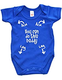 IiE, You can do this Daddy, Baby Boy Bodysuit