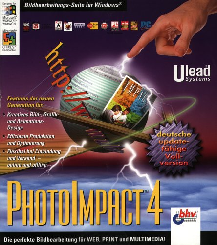 Ulead PhotoImpact 4