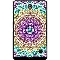 Funda para Samsung Galaxy Tab 4 (7 pulgadas) - G379 Estilo Mehndi Mandala by Medusa GraphicArt