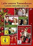 DVD Cover 'Liebe unterm Tannenbaum (Drei wundervolle Weihnachtsfilme auf einer DVD)