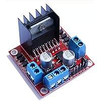 Consiglio driver L298N doppia H Ponte DC Stepper Motor controller Module per Arduino
