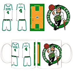 Taza NBA Boston Celtics
