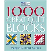 1000 Great Quilt Blocks (That Patchwork Place)
