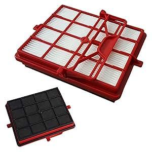 Carbone filtre hEPa, 1 filtre charbon pour lux intelligence edition royal type aP11 câble. contenance