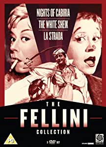 The Fellini Collection [DVD]