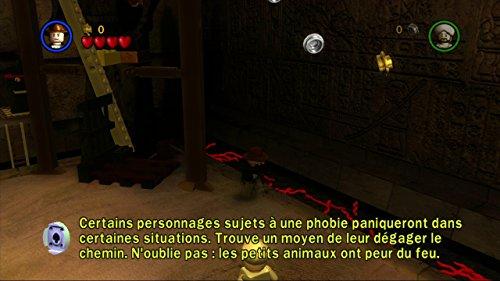 Lego Indiana Jones : La Trilogie Originale Essentials - PS3