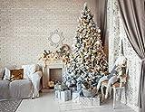 Gzhq 3x 2,4m Christmas Street decorazioni in vinile personalizzato fondale fotografico foto sfondo studio Prop 10796