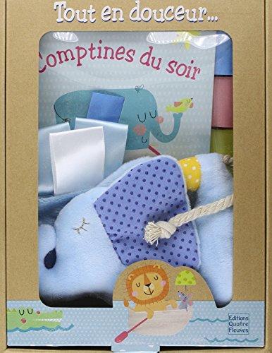 Tout en douceur (Livre Tissu - Coffret Cadeau)