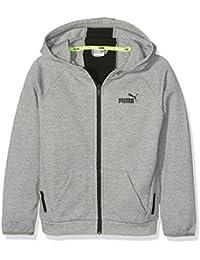 Puma Kinder Sports Style Hooded Jacket Jacke