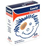 "Coverlet Eye Occlusor Regular Size Pads, 2"" X 3"" - 20 Pads Per Box"