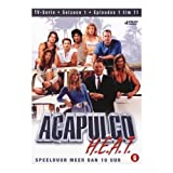 Acapulco H.E.A.T. - Season 1 (Ep. 1-11) - 4-DVD Box Set ( Agence Acapulco ) ( Acapulco HEAT - Season One - Episodes One to Eleven ) [ NON-USA FORMAT, PAL, Reg.2 Import - Netherlands ] by Catherine Oxenberg