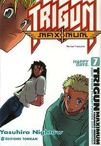 Trigun Maximum Edition simple Tome 7