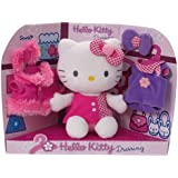 Jemini - Peluche Hello Kitty Dressing 20cm - 3298060226769