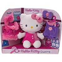 Jemini - Animal de peluche Hello Kitty (22676)