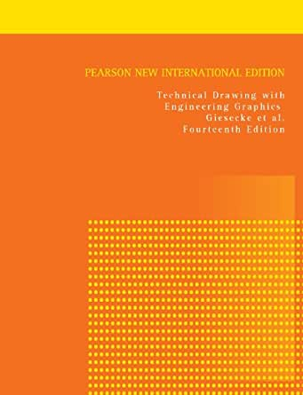Technical Drawing with Engineering Graphics: Pearson New International Edition eBook: Frederick ...
