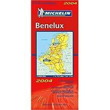 Carte routière : Bénélux, N°11714