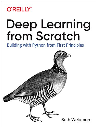 Deep Learning From Scratch Building With Python From First Principles
