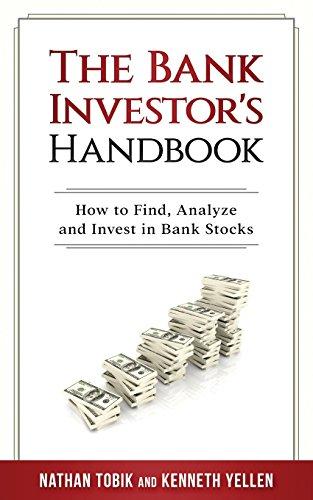 The Bank Investor's Handbook por Nathan Tobik