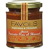 Sauce tomate Ras El Hanout