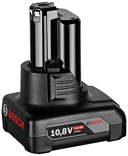 Preisvergleich Produktbild Bosch Professional 12 V Akku (GBA 4,0 Ah, kompatibel mit 10, 8V und 12V) 1600Z0002Y