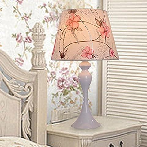Moderno e minimalista lampada creative studio camera da letto soggiorno del letto caldo e lampade (Leopard Elegante)